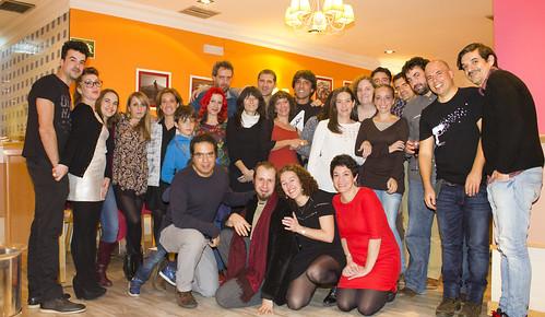 Reencuentro del Ágora 2014