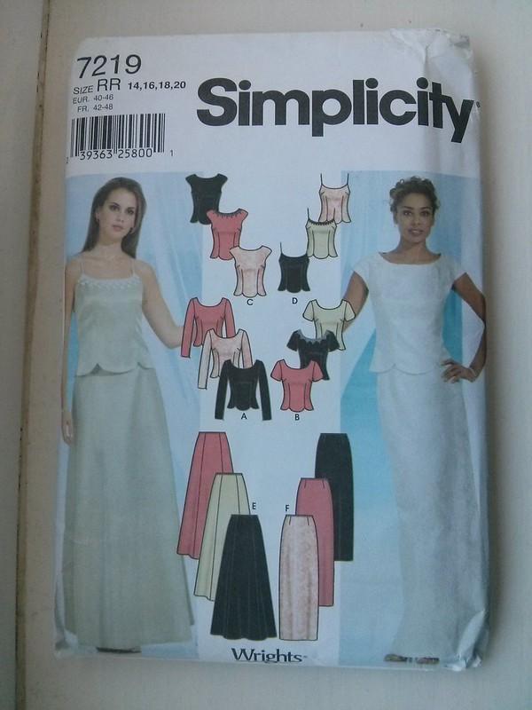 Simplicity 7219