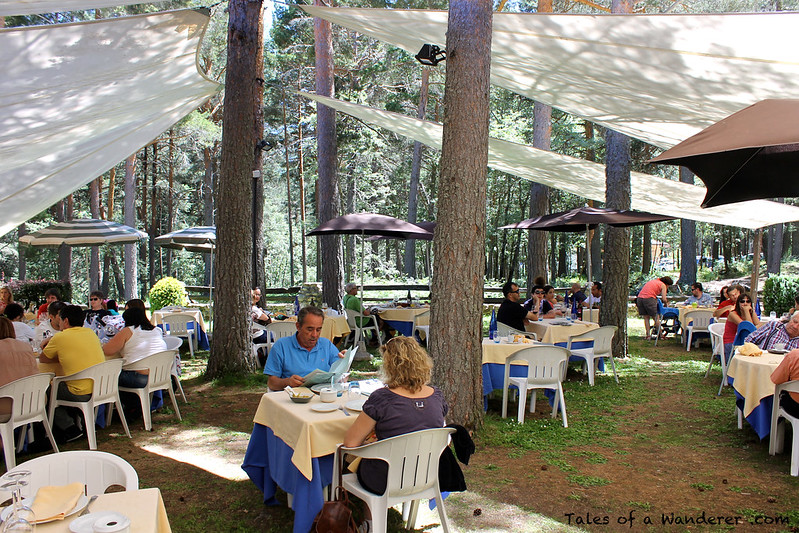 RASCAFRÍA - Restaurante 'La Isla'