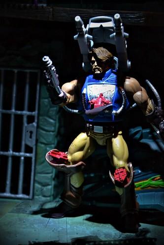 Rio Blast: Heroic Transforming Gunslinger