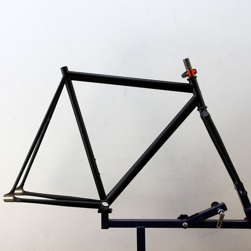 AFFINITY CYCLES LO PRO FRAME REPAINT BY SWAMP THINGS