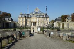 2014.11 FRANCE - ILE de FRANCE - Château de Champs-sur-Marne