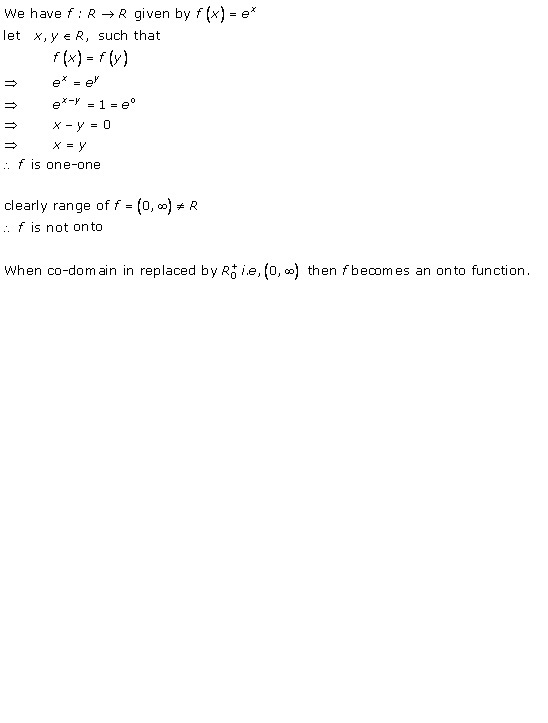 RD Sharma Class 12 Solutions Chapter 2 Functions Ex2.1 Q12