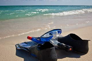 Snorkling, Hotel Grand Bah�a Pr�ncipe Tulum, Tulum, Quintana Roo, Mexico. Foto: Stephan Benz