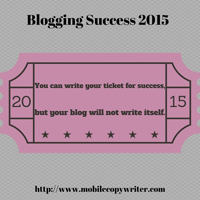 Share your passion about anything with a #Blog. See these #Blogging #Success #Tips: http://www.mobilecopywriter.com/Blog.html?entry=blogging-for-success-in-a#.VK7Gv4Qo7MJ