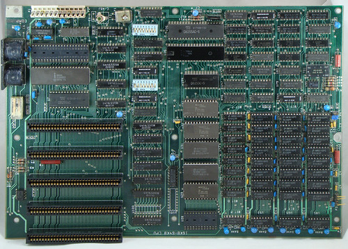 IBM PC motherboard