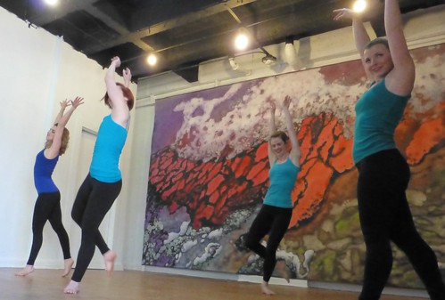Rainforest Art Foundation, Shreveport; Louisiana Dance Collective
