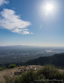 Need to get out and #ride on #dirt this weekend... I'm having withdrawals.  #MTB #mountainbike #mountainbiking #mountains #outdoors #nature #cycling #biking #bikelife #dirtlife #scenic #cityscape #LosAngeles #bikeLA #robroviraphotography