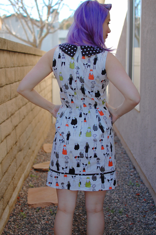 Folter Zombie Attack dress