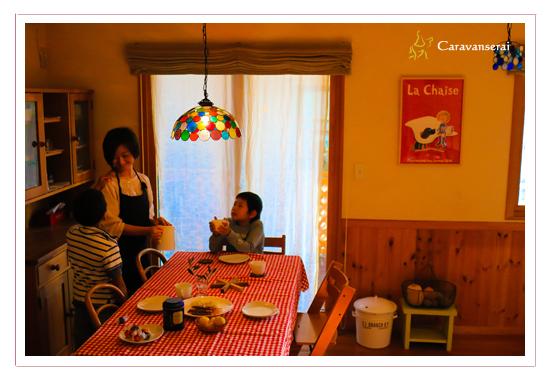 ステンドグラス ランプ にじいろ Nijiiro Lamp 愛知県瀬戸市 教室 工房 商品撮影