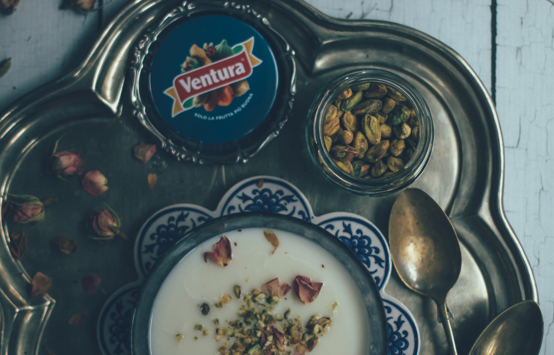 Persian Kheer Recipe (Firni)   Budino Dolce di Riso (Kheer) alla Persiana   Lab Noon