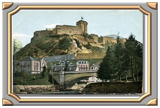 LOURDES Le Château-Fort