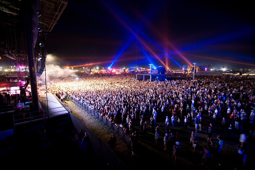 Coachella Festival with Entourage Tours
