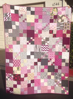 quilt for Laura T.