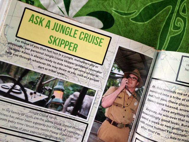 Ask a Jungle Cruise Skipper from Poly Hai