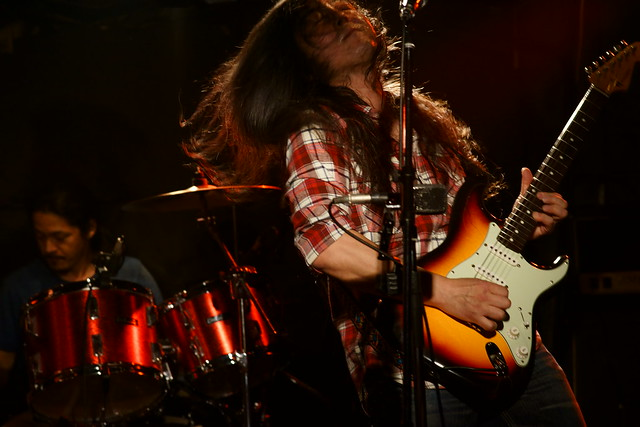 O.E. Gallagher live at Outbreak, Tokyo, 17 Jan 2015. 235