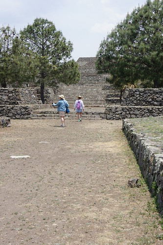 - Archeological Site of Cantona, Puebla, Mexico