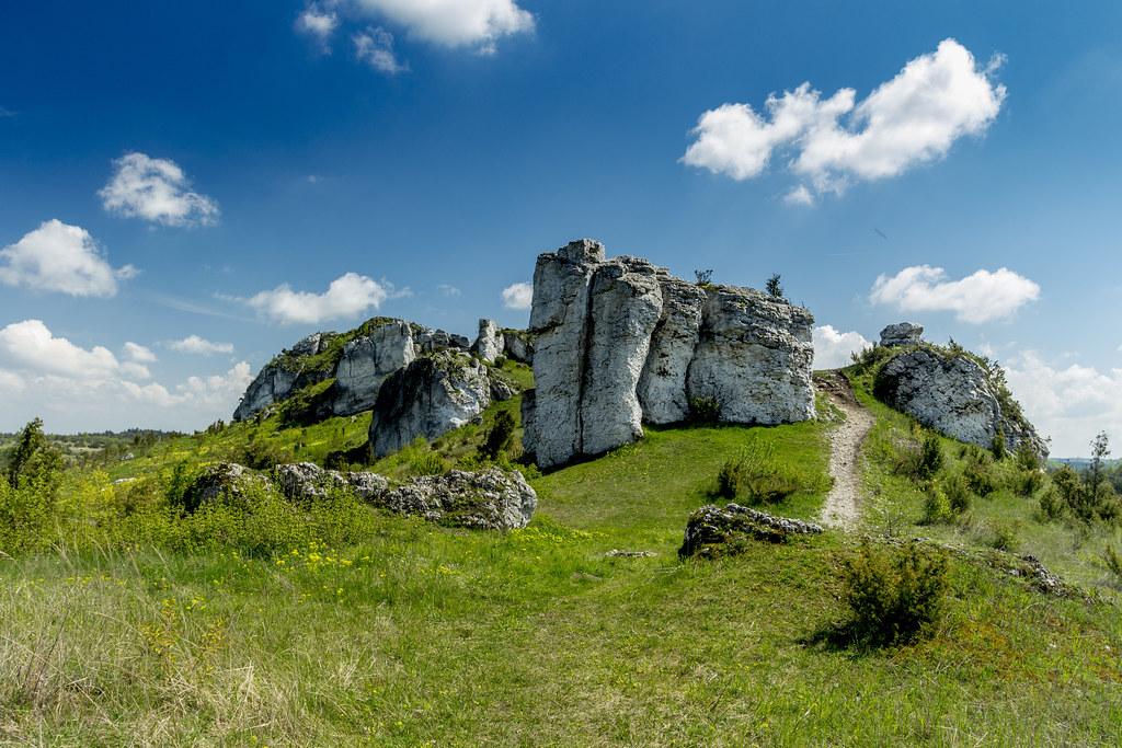 Góry Sokole #2 - Jura - Polska / Poland
