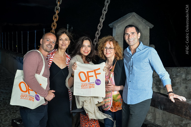 Soirée des 50 ans de création du #OFF16