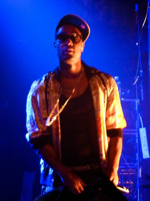 Blue - Roulette Tour - L'Alhambra, Paris (2013)