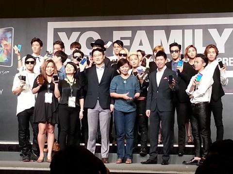 YGFamilyConcert-Press-Con-Singapore-20140912(15)