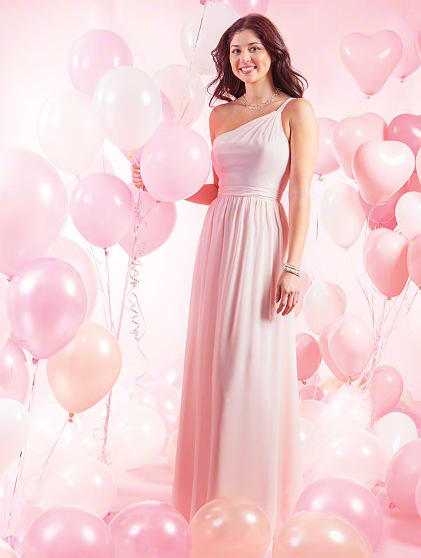 Long Bridesmaid Dresses - Page 2
