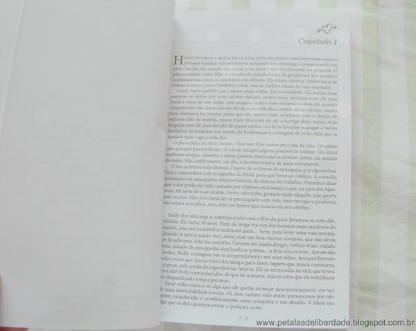 P.S. Eu Te Amo, Cecelia Ahern, livro, capa, sinopse, edição econômica, avon, diagramação
