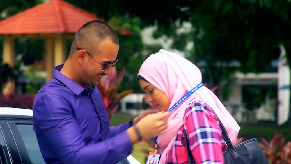 Episod Akhir Drama bersiri Setitis Kasih Darmia