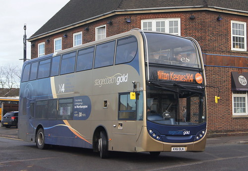 Stagecoach Gold 15746 KX61 DLN