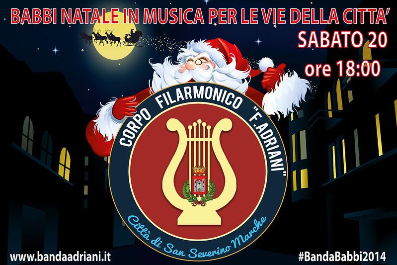 SABATO 20 DICEMBRE 2014 - #BandaBabbi2014
