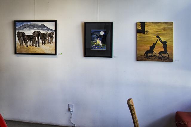 Stay Gallery Rancho Exhibit