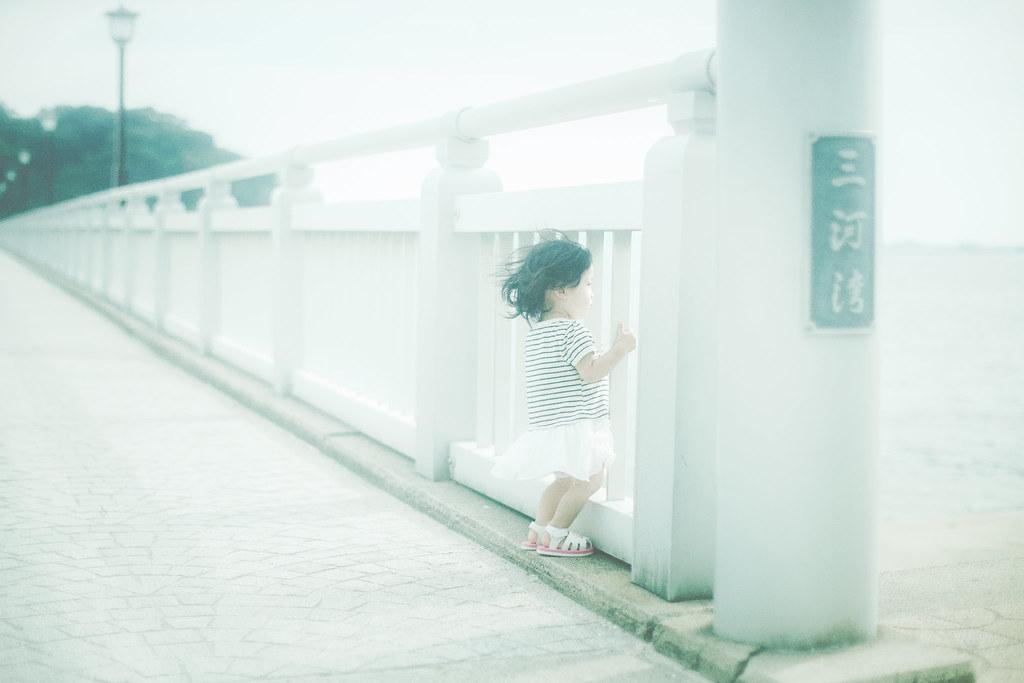 撫でる風 | Sony a7 + Ai Nikkor 50mm f/1.2S