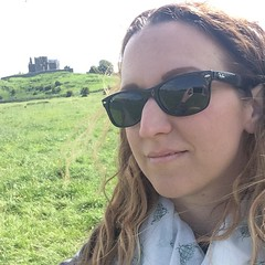 Cashel selfie. Taken from my solo visit to Hore Abbey. (Yes, I said Hore Abbey.)
