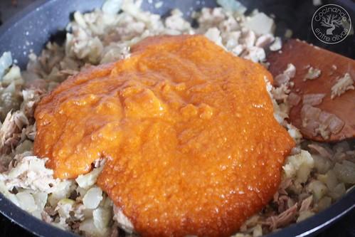 Berenjenas rellenas de atun www.cocinandoentreolivos.com (16)