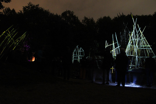 mayer+empl . LSFI . interactive light sculpture . ingolstadt . 2014