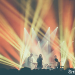 Caribou and Jessy Lanza at Webster Hall by Chad Kamenshine