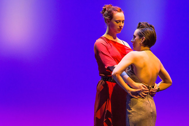 Sky Ingram and Clare Presland in Glare © ROH. Stephen Cummiskey, 2014