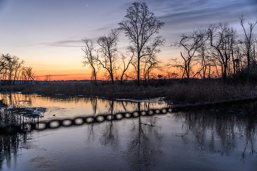Civil Dawn in Early Winter by Geoff Livingston