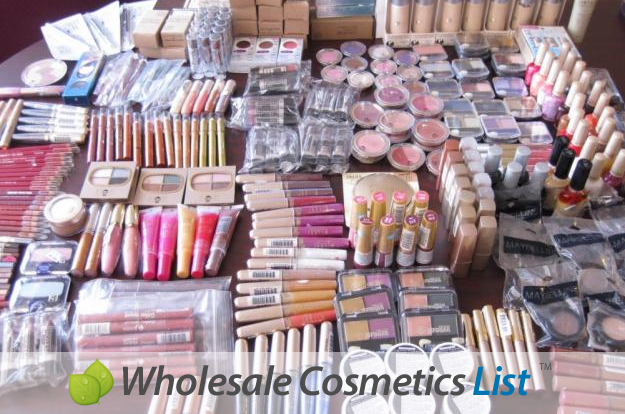 Wholesale Cosmetic List for designer beauty products