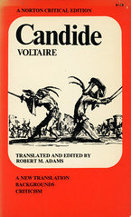 Norton Books - Voltaire - Candide