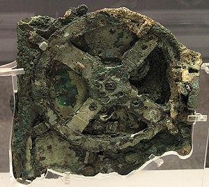 mecanismo de antikytera, el primer ordenador