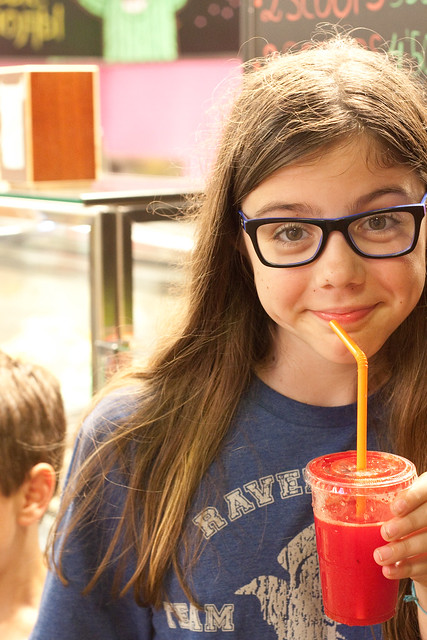 Barcelona with Kids: La Boqueria | Family Travel