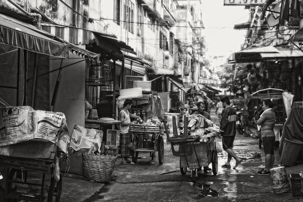 Bangkok soi photo