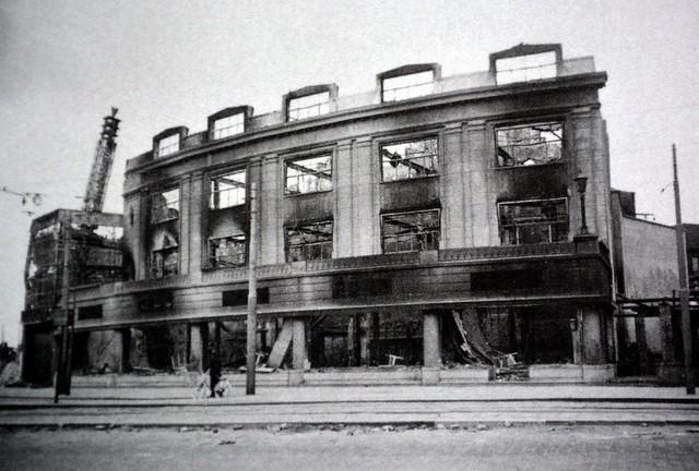 Pschorr bij het Hofplein juni 1940 (GAR)