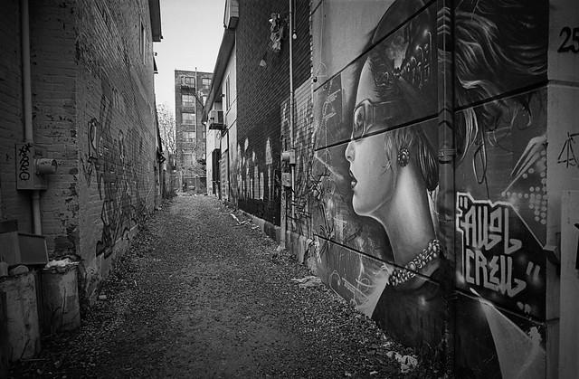 Kensington Alley