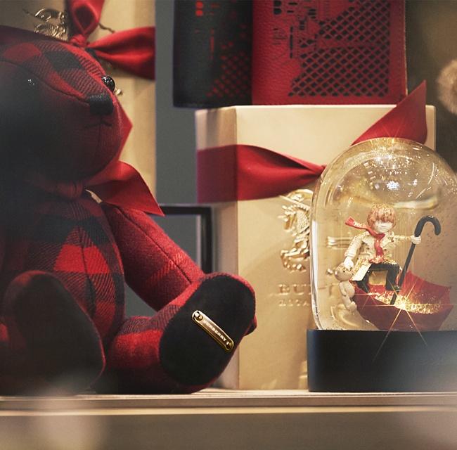 6 _The Magical Christmas Journey by Burberry_ - Atriu_002