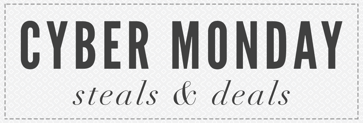 cyber monday beauty deals, makeup deals