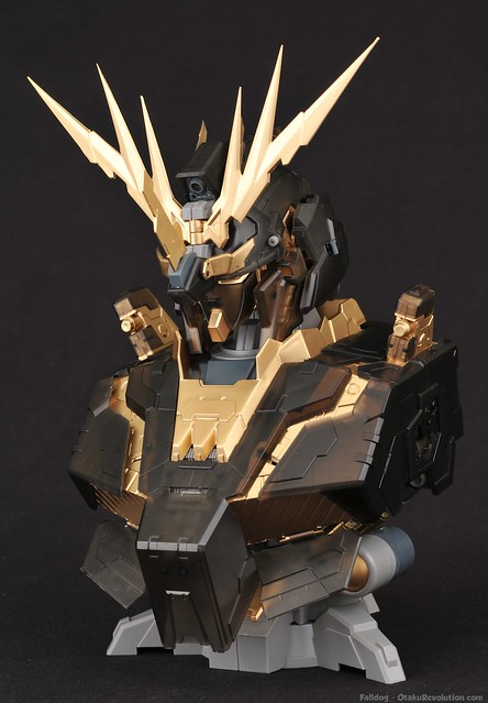 Seraph Hobby Banshee Bust - Straight Build 13