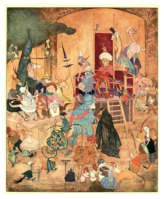 006-Folk tales of Flanders (1918)- Jean de Boschère
