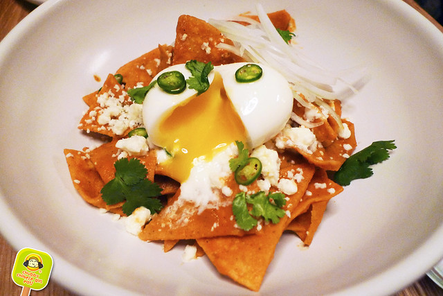Cosme NYC - Chilaquiles